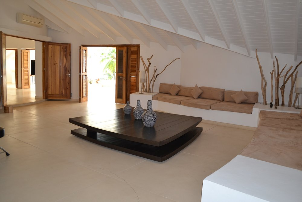 Villa for Sale Las Terrenas living room 2.JPG