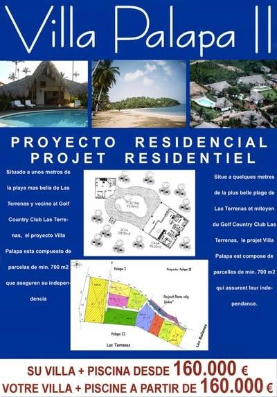 Land in an Ideal Location - Villa Palapa - Las Terrenas 3.jpg