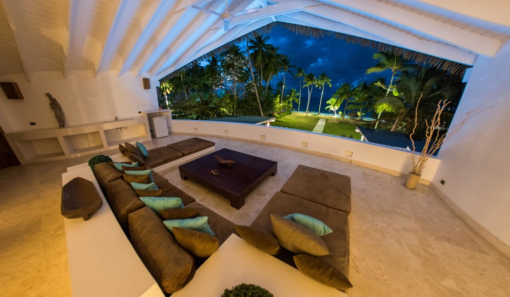 Las Terrenas Villa Ocean Lodge view from master suite.jpg