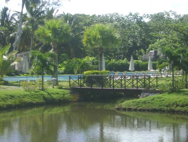 Bonita Village for Sale Las Terrenas gardens 4.jpeg