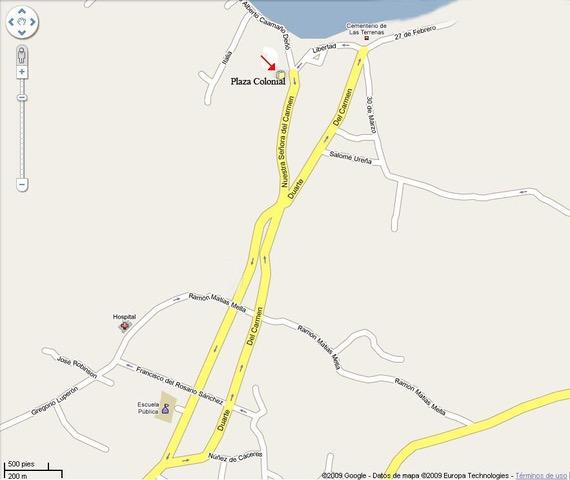 Plaza colonial Las Terrenas map.jpeg