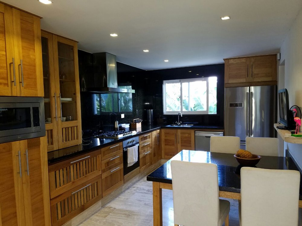 Apartment for sale las terrenas monserrat II Kitchen.jpeg