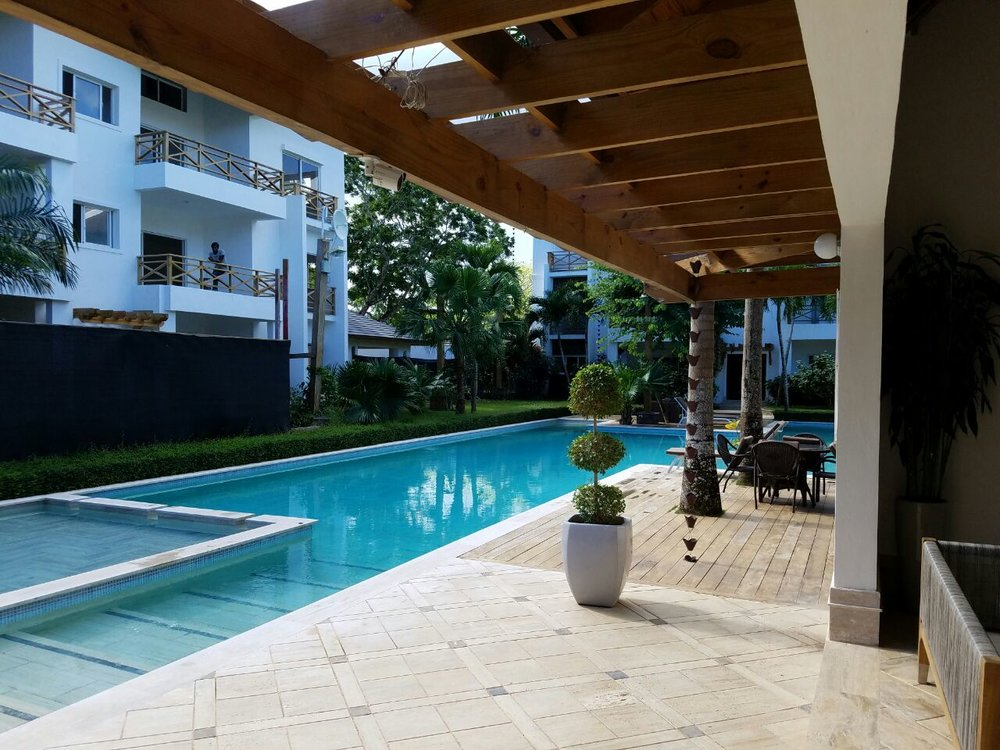 Apartment for sale las terrenas pool.jpeg