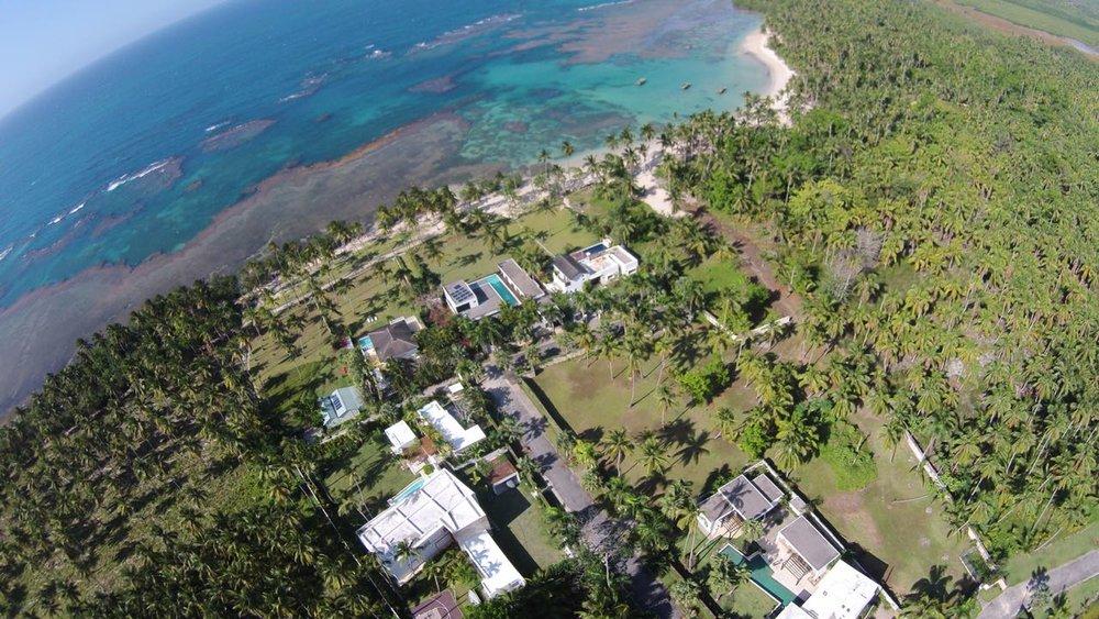 Beachfront land for sale in Las Terrenas.jpeg