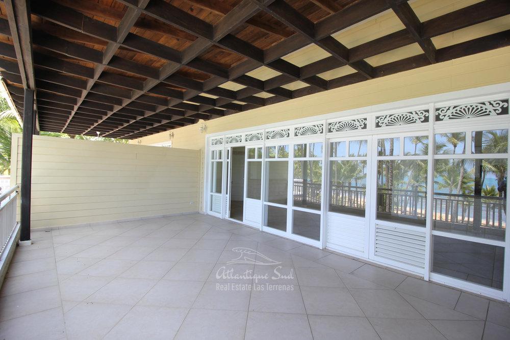 Spacious beachfront apartment in Playa Las Ballenas  in Las Terrenas Real Estate Dominican Republic3.jpg