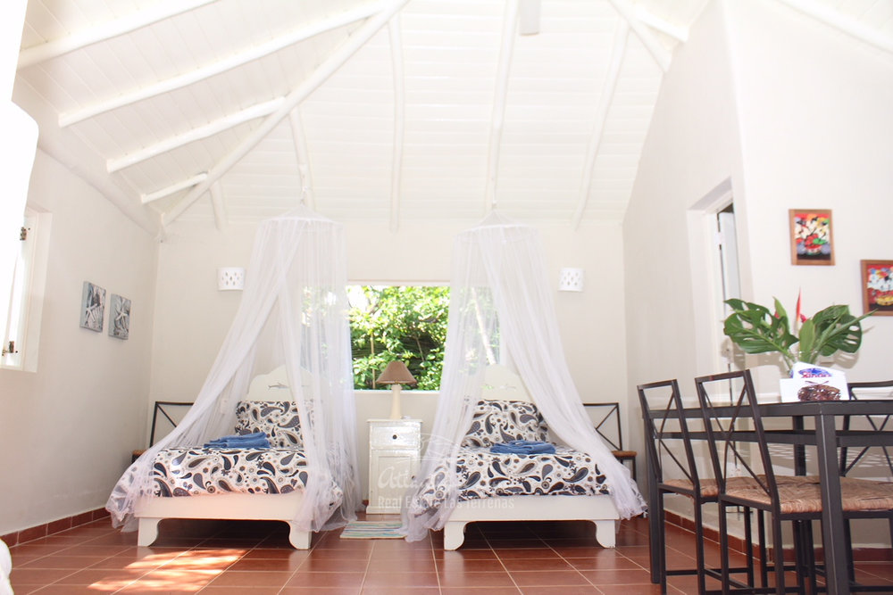 Domain of main villa and 5 separate bungalows ideal for bed & breakfast in Las Terrenas Real Estate Dominican Republic1 (11).jpg
