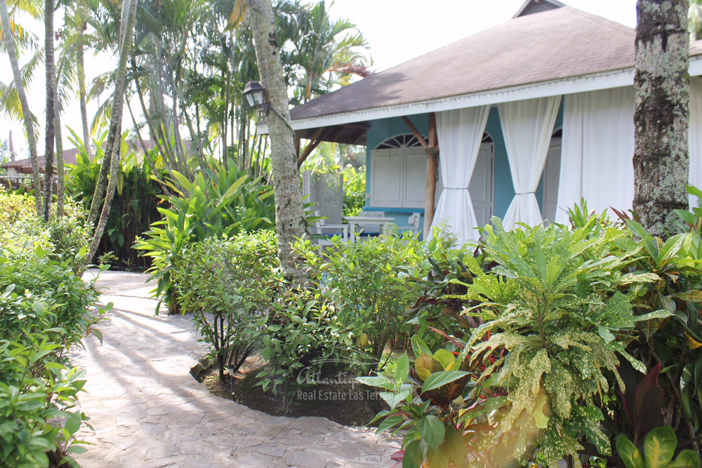 Domain of main villa and 5 separate bungalows ideal for bed & breakfast in Las Terrenas Real Estate Dominican Republic1 (12).jpg