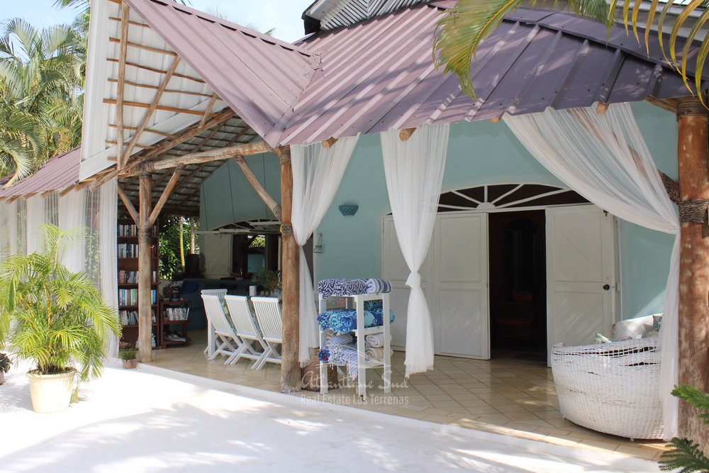 Domain of main villa with 5 separate bungalows ideal for bed & breakfast in Las Terrenas Real Estate Dominican Republic26.jpg