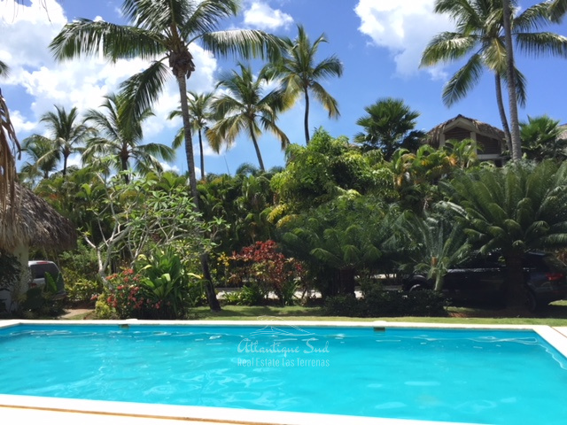 Main villa & 2 separated bungalows in exclusive community several steps from the beach in Las Terrenas Real Estate Dominican Republic5.jpg