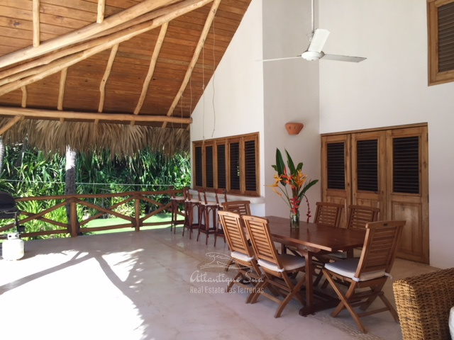 Main villa & 2 separated bungalows in exclusive community several steps from the beach in Las Terrenas Real Estate Dominican Republic9.jpg