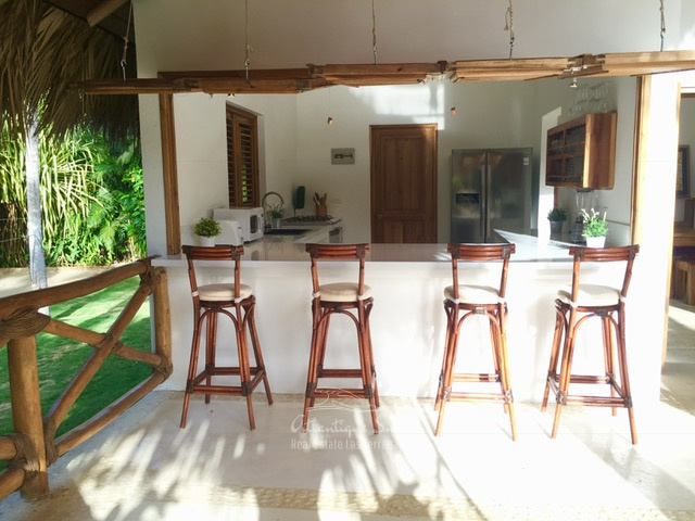 Main villa & 2 separated bungalows in exclusive community several steps from the beach in Las Terrenas Real Estate Dominican Republic19.jpg