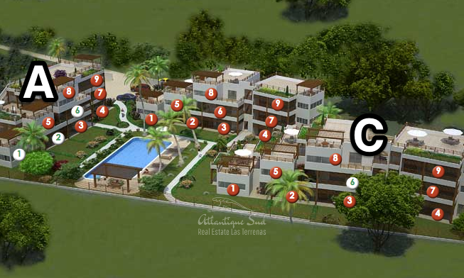 Comfortable apartments in condominium in Las Terrenas Real Estate Dominican Republic12.png
