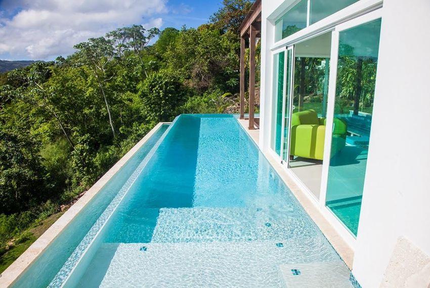 Lovely villa on a hill with ocean views Real Estate Las Terrenas Atlantique Sud Dominican Republic 1 (5).jpeg