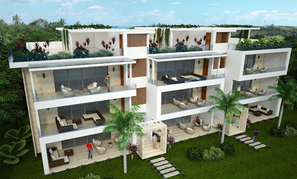 Ultra modern condominium in central location Real Estate Las Terrenas Atlantique Sud Dominican Republic (6).jpg