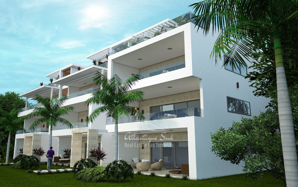 Ultra modern condominium in central location Real Estate Las Terrenas Atlantique Sud Dominican Republic (7).jpg