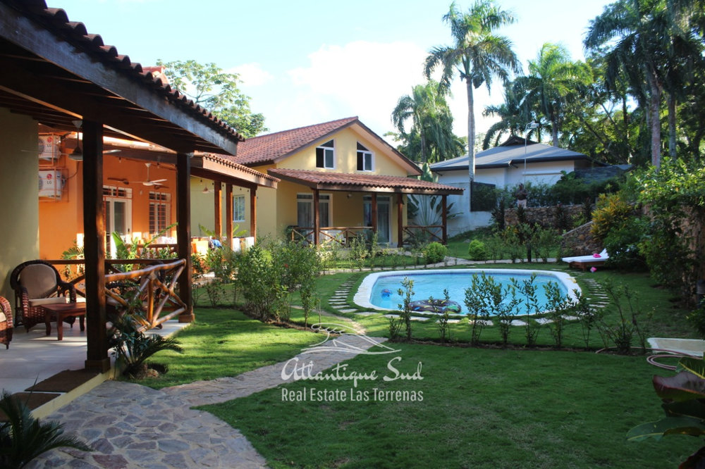 Villa in small hill steps from tranquile beach Real Estate Las Terrenas Dominican Republic4.jpeg