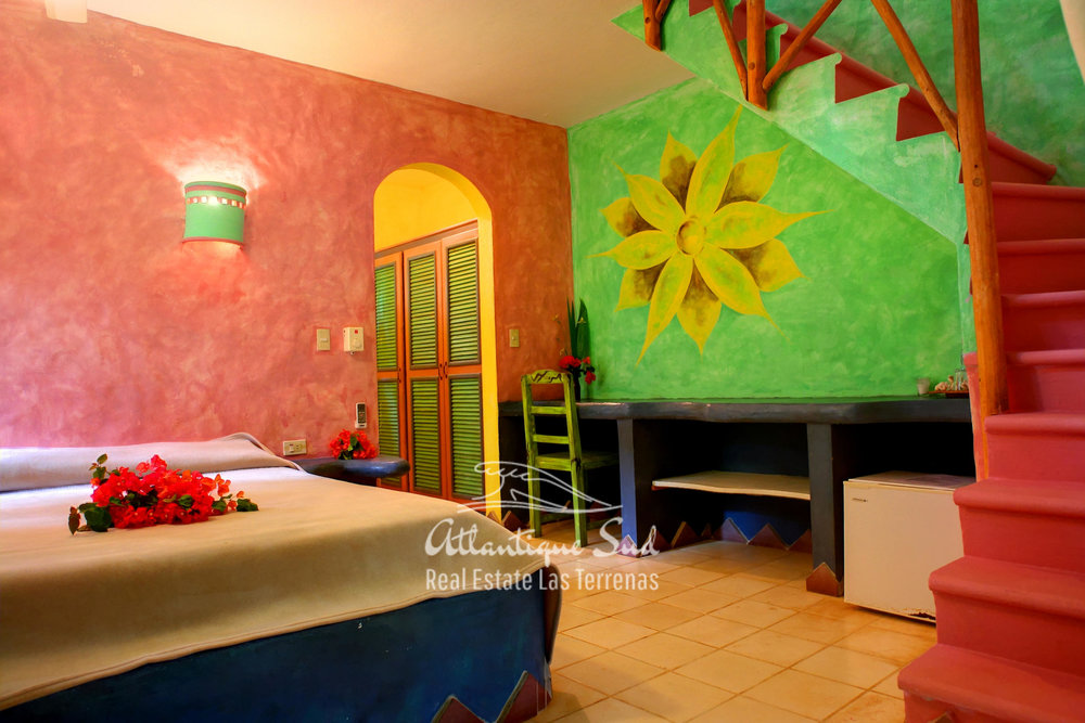 Colourful caribbean hotel in touristic heart Real Estate Las Terrenas Dominican Republic10.jpg