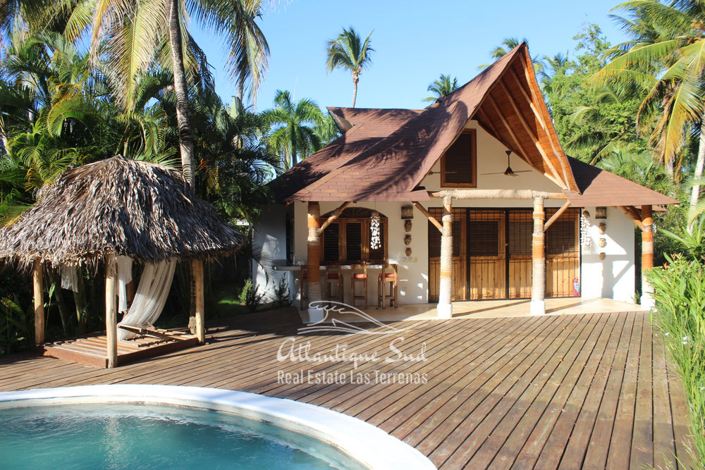2 carribean villas minutes to the beach Real Estate Las Terrenas Dominican Republic Atlantique Sud5.jpg
