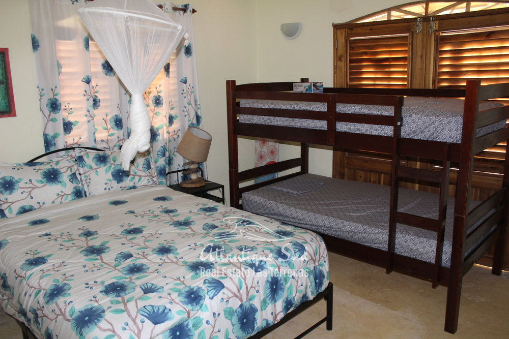 2 carribean villas minutes to the beach Real Estate Las Terrenas Dominican Republic Atlantique Sud10.jpg