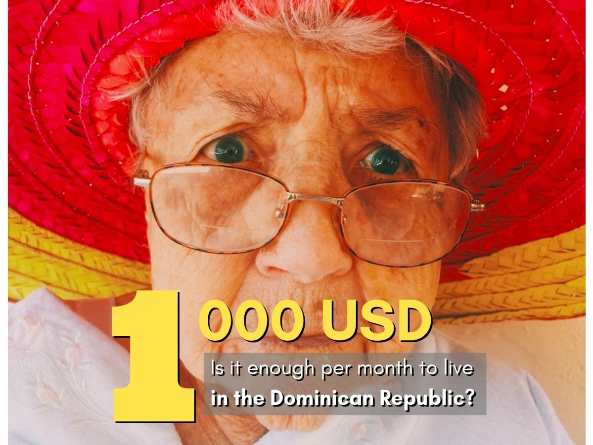 How to live in the Dominican Republic on $US1,000 a month