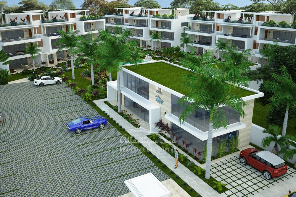Ultra modern condominium in central location Real Estate Las Terrenas Atlantique Sud Dominican Republic (2).jpg
