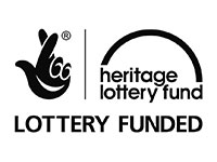 Funded by the Heritage Lottery Fund.