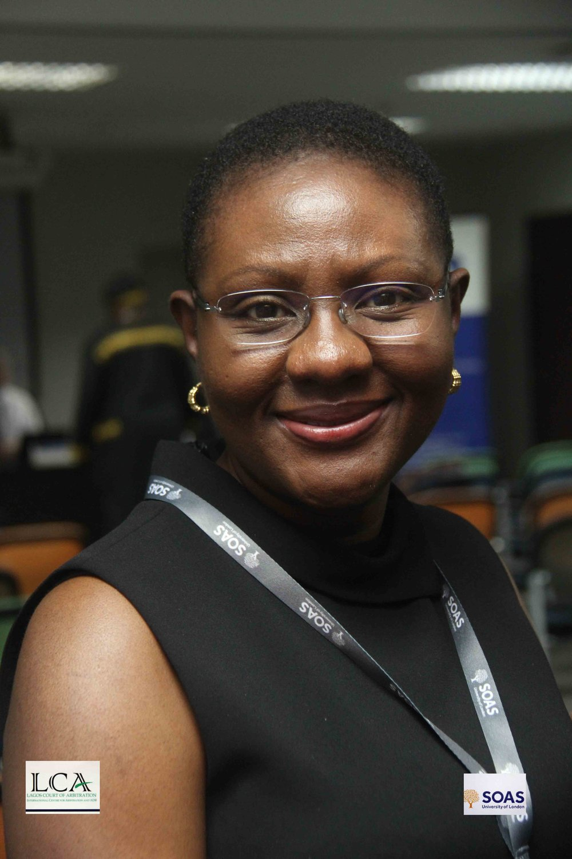 Dr Emilia Onyema