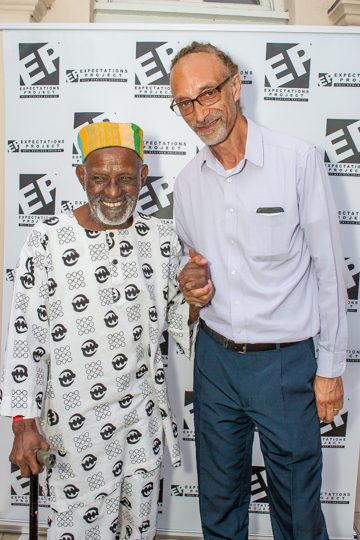 James Barnor and Paul Reid