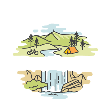 Pisgah Campgrounds