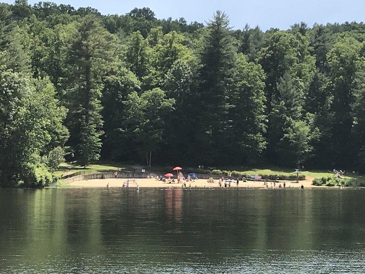 c5cc9c1b61af Lake Powhatan Recreation Area   Campground — Pisgah Campgrounds