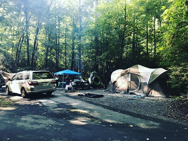 When is the last time you went on a family camping trip? ⠀ ⠀ #davidsonriver #davidsonrivercampground  #getoutside #campgrounds #camping #intothewoods #nature #takeawalk #pisgahnationalforest  #asheville #visitasheville #828isgreat #throughthewoods #happytrails #tubing #downtheriver #summerfun⠀