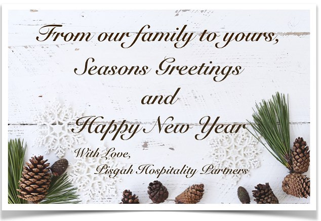 Merry Christmas, Happy Holidays, and Happy New Year!!!