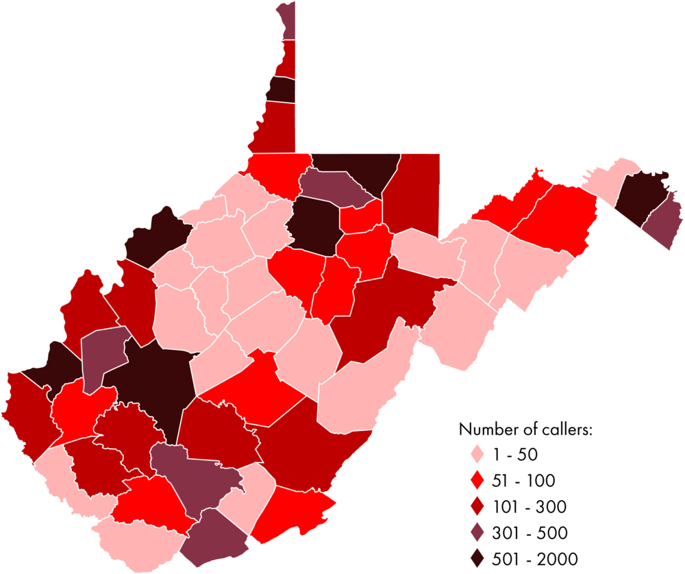 Legendary PG calls 2018 WV County Map.png