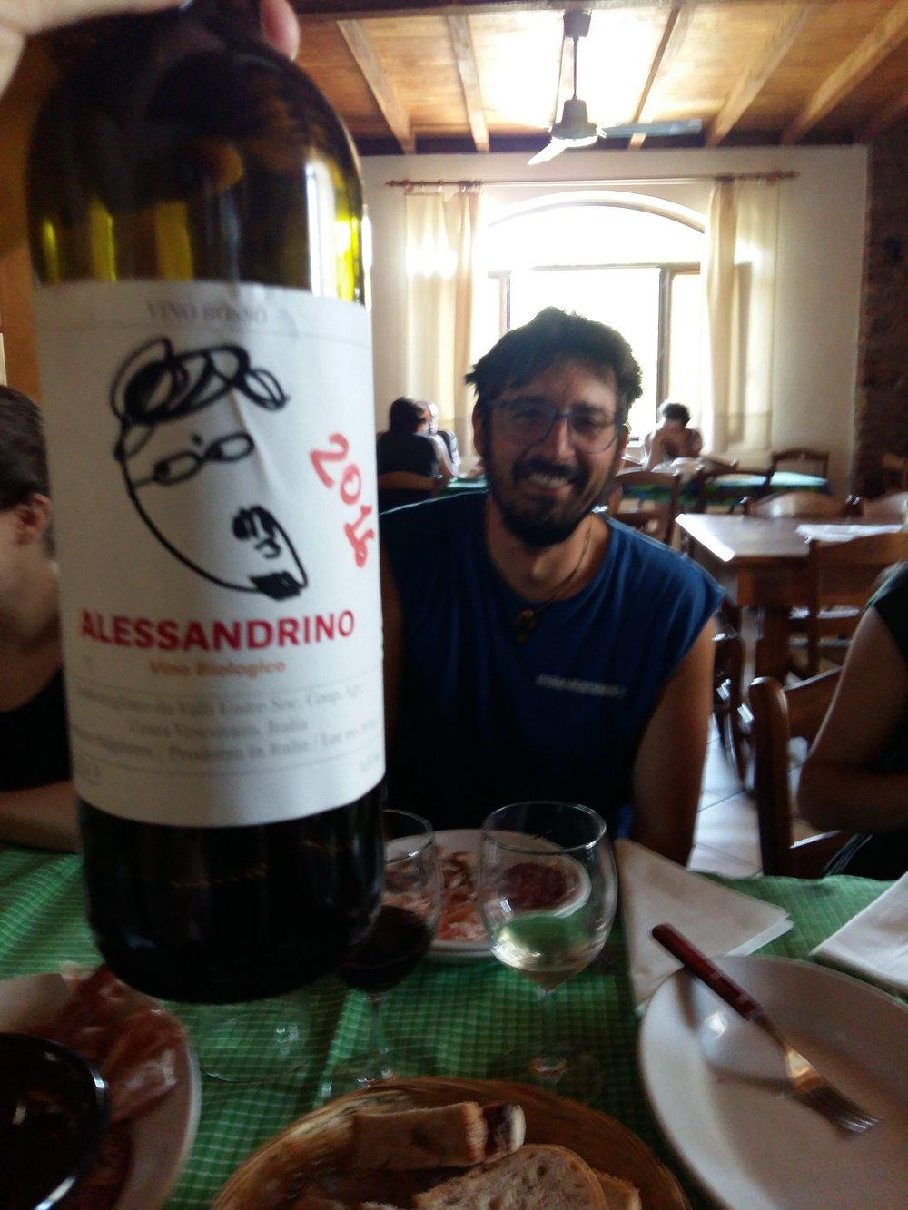 Alessandrino and Alessandro