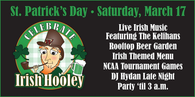 The Well-Waldo St. Patrick's Day Irish Hooley