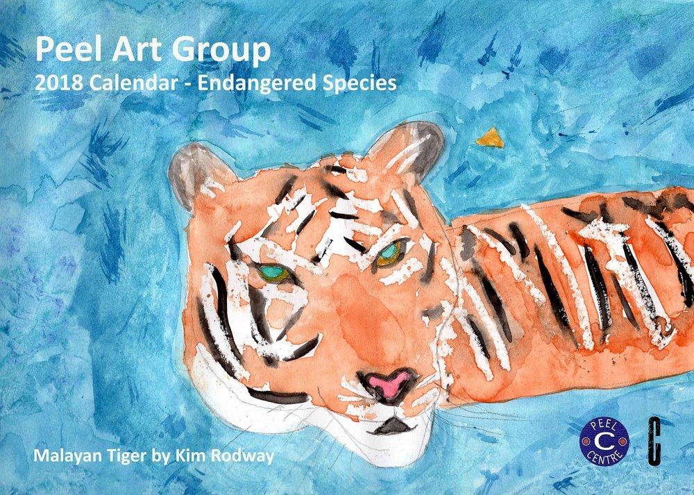 Endangered Species Calendar