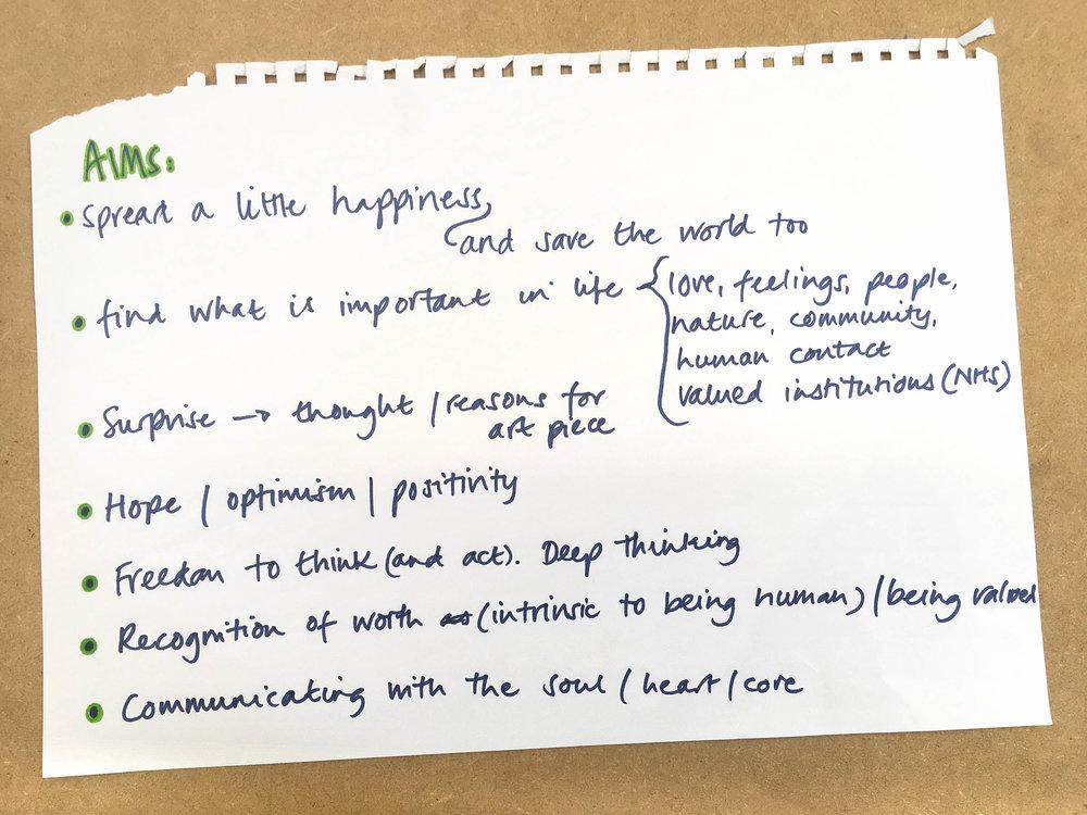 Positive Collective: Manifesto