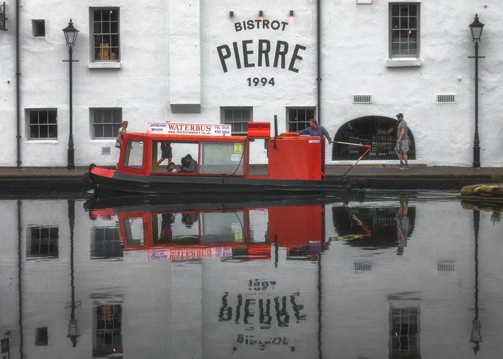 Birmingham Water Bus