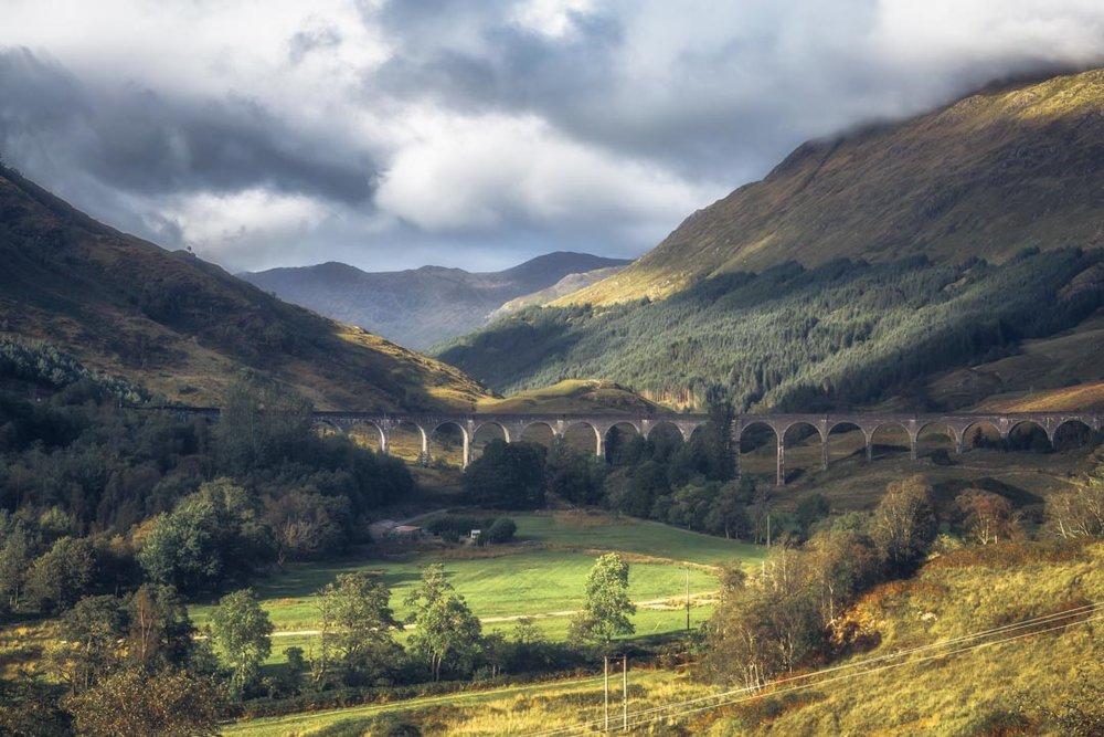 Glenfinnan Viaduct No 1
