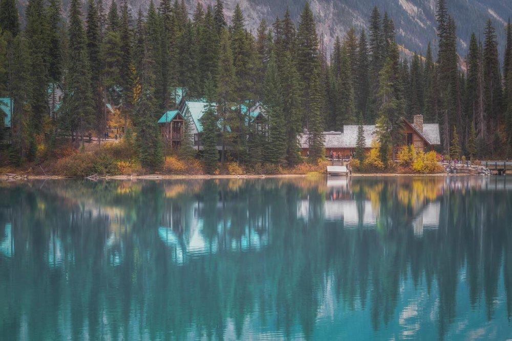 Emerald Lake Housing