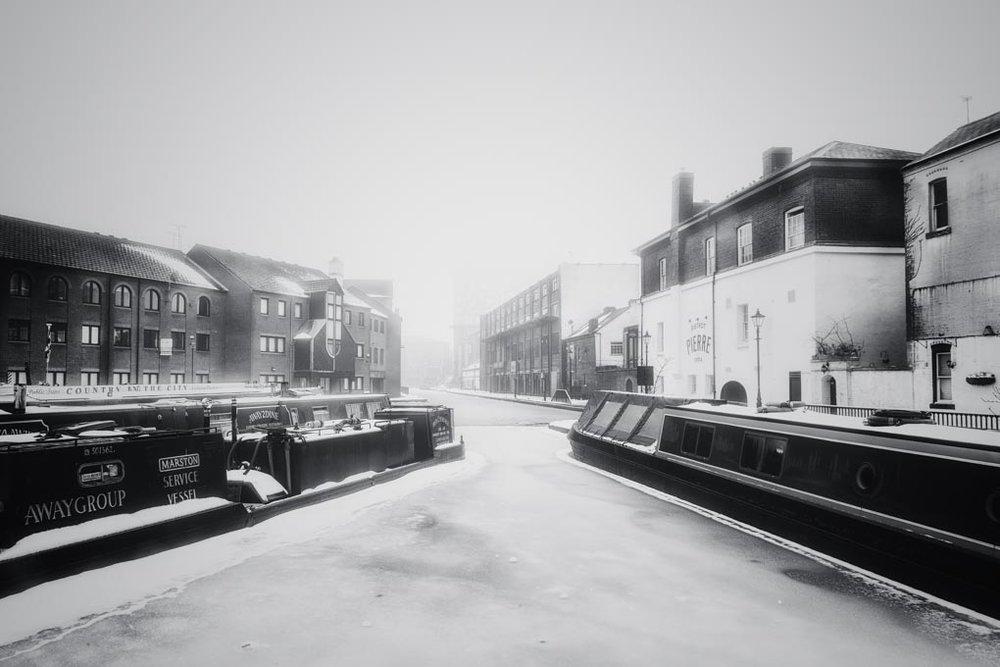 Vintage Gas Street No 2