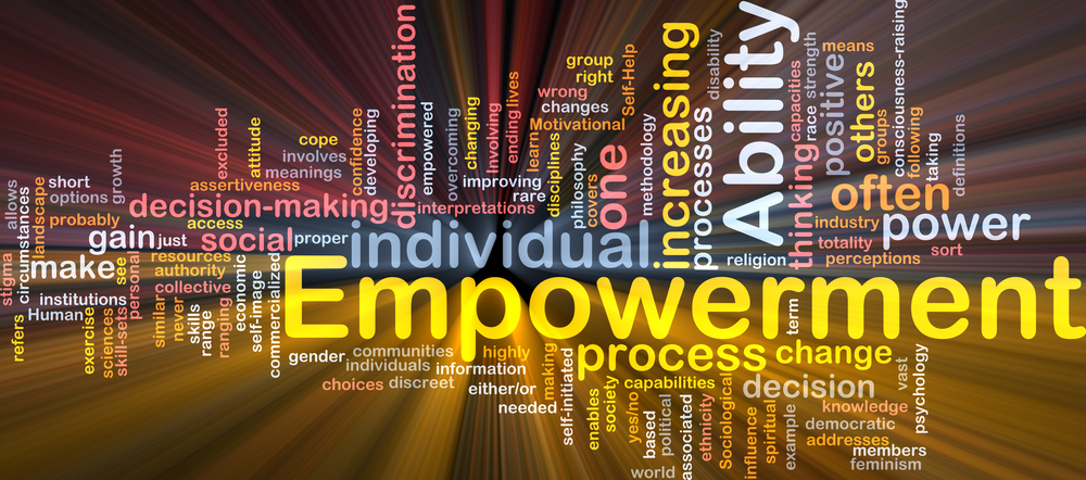 examples of empowerment in health and social care