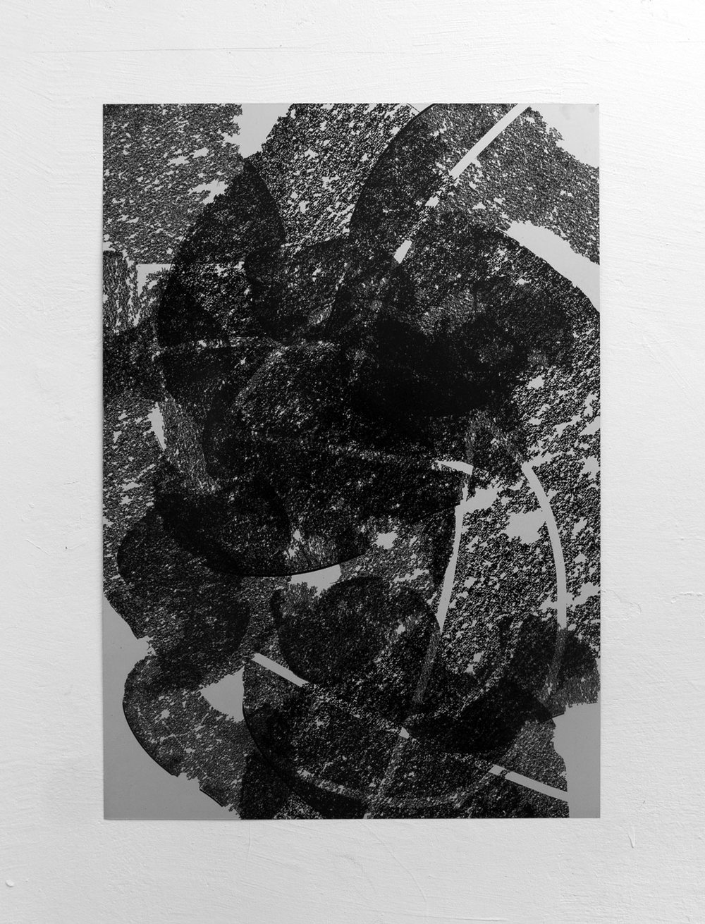 thermal plate 003, 2017