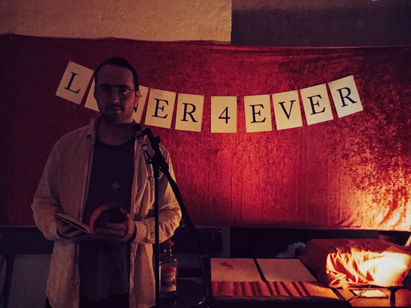 Loner4ever - a reading, 2016