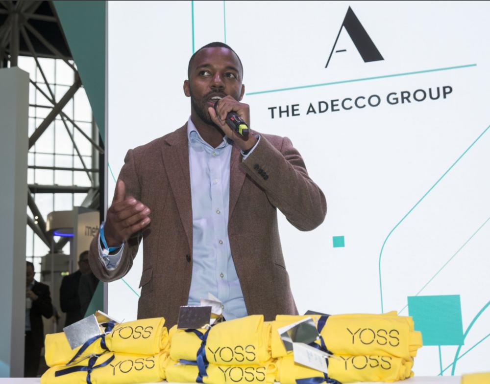Adecco soutient YOSS pour son lancement.png