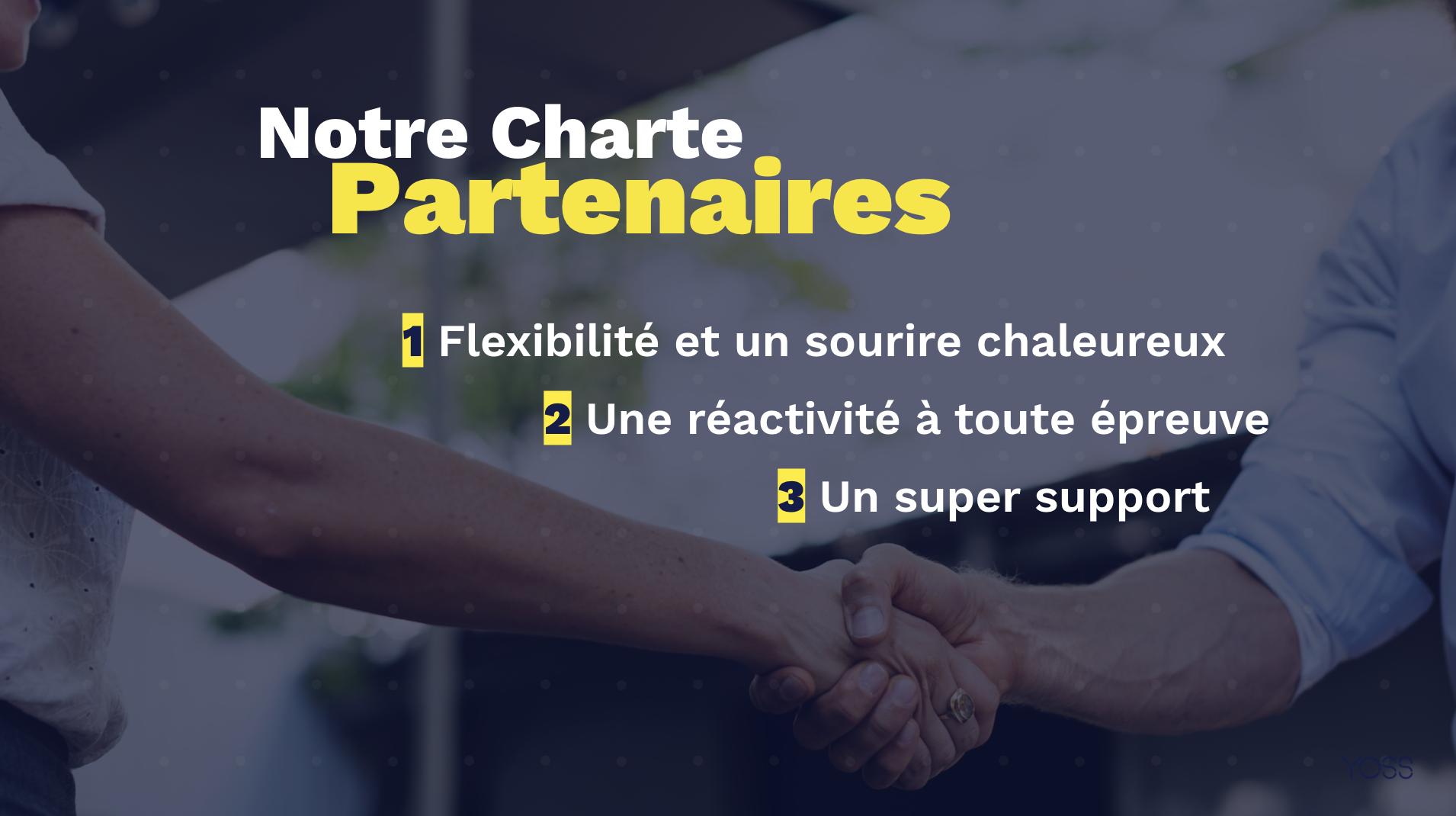 Charte Partenaires