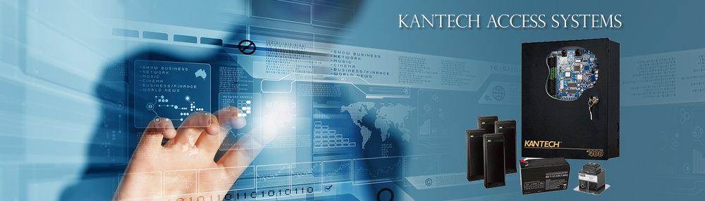 Kantech access systems control box