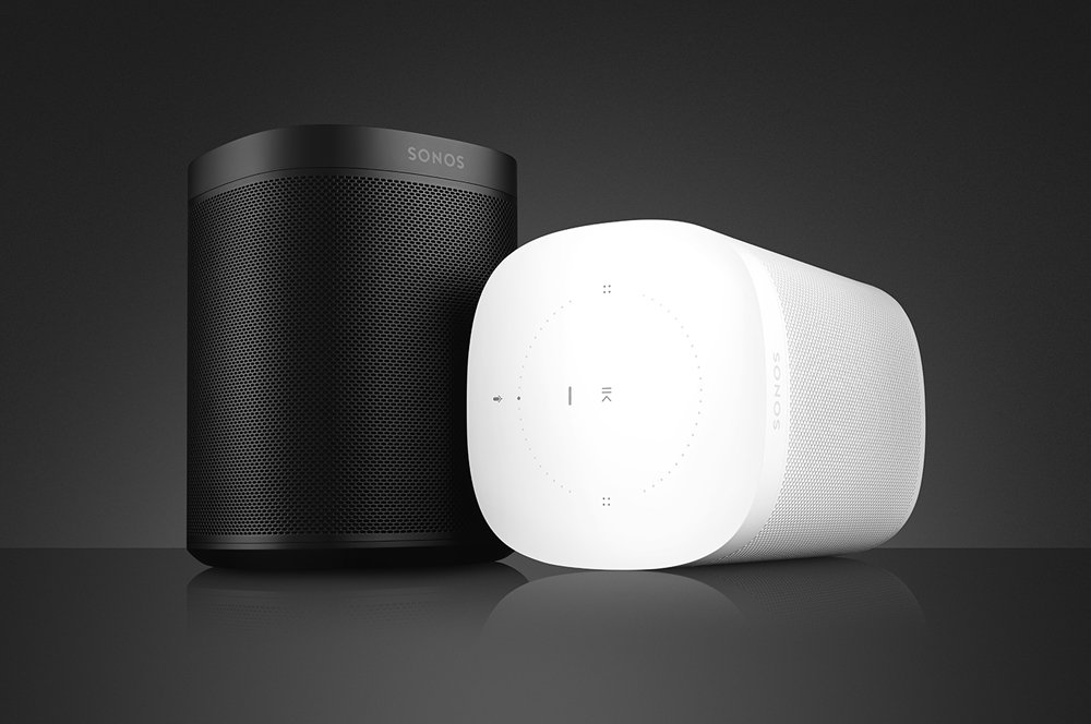 Sonos Ones with Alexa