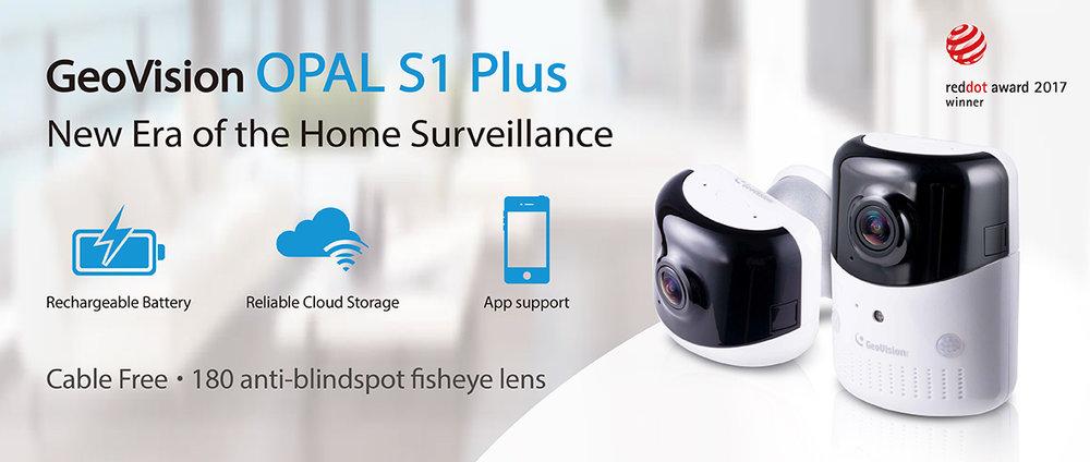 GeoVision home camera