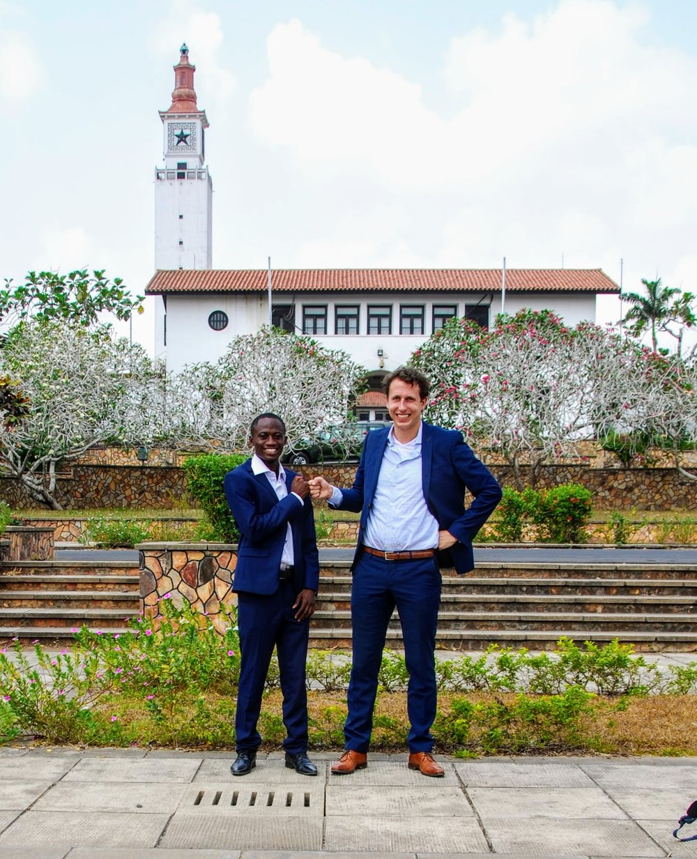 """""""The major resource needed to impact lives within Africa is quality education"""" - -Richard Adarkwah, Brighter Investment Program manager in Ghana"""